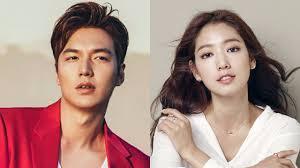 film drama korea lee min ho lee min ho and park shin hye lead favorite k drama stars among