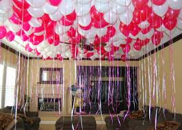 Balloon Decor Ideas Birthdays Evibe In Party Stories Plan Your Next Party In 3 Clicks