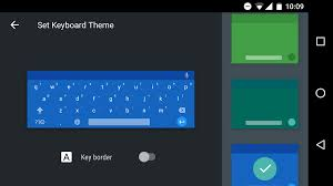 keyboard themes for android how to change keyboard theme on android the android soul