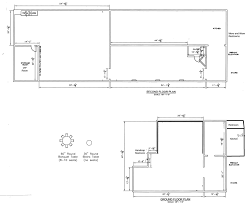 Floor Plan Blueprint Gallery Floor Plan Robinson Gallery