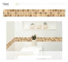 photo collection wall borders wallpaper bathroom