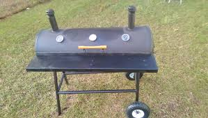 How To Build A Backyard Grill by Building A Charcoal Grill From Water Heater Youtube