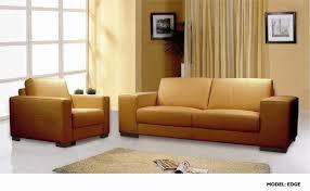 edge italian leather sofa set with bookcase 3 449 00