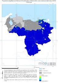 Map Of Venezuela Browse Resources U2013 Malaria Atlas Project