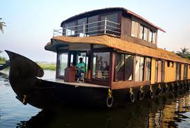 5 Bedroom Houseboat White Rose Houseboats Alleppey Alleppey Deluxe Houseboats