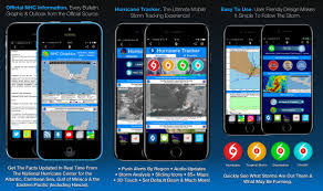 5 best hurricane tracking apps for iphone and android 2017