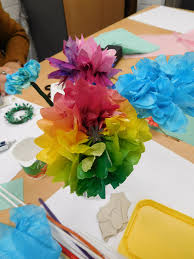 paper flowers for mother u0027s day u2013 lichfield historic parks