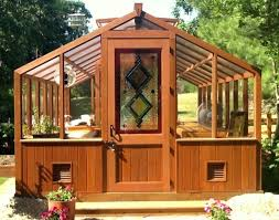 Garden Shed Greenhouse Plans 18 Best Garden Sheds With Character Images On Pinterest Garden