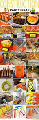halloween themed birthday party games best 25 construction party ideas on pinterest dump truck party