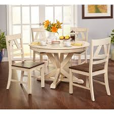 Antique White Dining Room Furniture Simple Living Vintner Country Style Antique White Round Dining