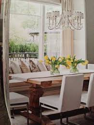 Window Seat In Dining Room - with the help of her husband gene howard owns and manages