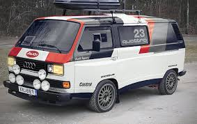 audi support vw audi t25 quattro support vehicle awesome i want one