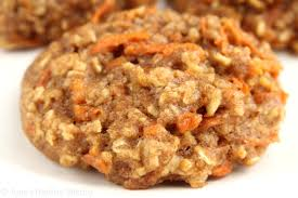 carrot cake oatmeal cookies recipe video amy u0027s healthy baking