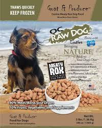 raw fresh tracks pet shoppe