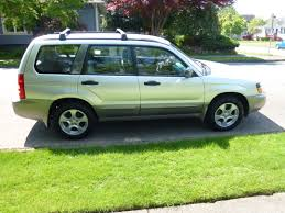 green subaru forester 2003 subaru forester for sale awd auto sales