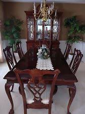 Formal Dining Room Sets With China Cabinet by Dining Room China Cabinets Ebay