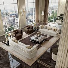 Blanche Collection Wwwturriit Luxury Living Room Furniture The - Luxurious living room designs