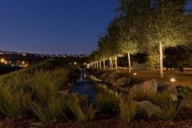 Vista Landscape Lighting by Playa Vista Central Park U2013 Horton Lees Brogden Lighting Design
