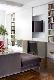 fireplace faux pas what to do with your television u2013 interiors by