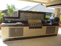 Outdoor Kitchen Supplies - kitchen awesome tips to build an incredible outdoor alfresco