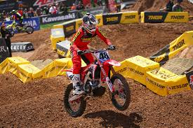 las vegas motocross race christian craig to fill in for cole seely at supercross finale in