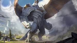 Surrender Flag Gif Galio Login Screen Animation Theme Intro Music Song Official