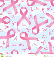breast cancer awareness brochure template stock vector image
