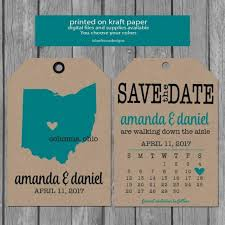 luggage tag save the date luggage tag save the date card state save the date calendar save