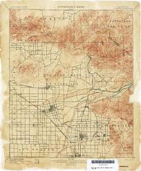 Map Of Venice Beach California Topographic Maps Perry Castañeda Map Collection Ut