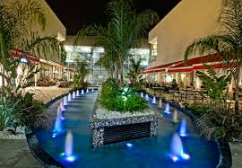 Pool Landscape Lighting Ideas Outdoor Garden Landscape Chsbahrain