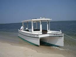 Pontoon Boat Design Ideas by Bolger Bantam Direct 50 Scaled Up Version Boat