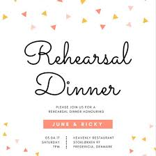 rehersal dinner invitations customize 93 rehearsal dinner invitation templates online canva
