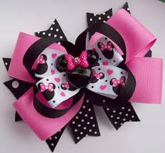 minnie mouse hair bow 100 best hair bows minnie mouse images on minnie mouse