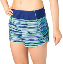 reebok women u0027s printed running shorts u0027s sporting goods