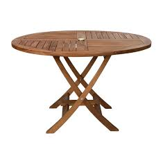 Round Teak Table And Chairs Glass Top Patio Table Set Patio Tables Costco Patio