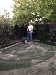 backyards enchanting backyard putting greens cost image on