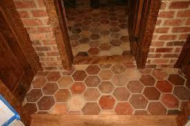 flooring ideas clear glass tile flooring smart homes