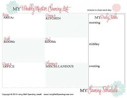 printable evening schedule 29 images of cute printable daily schedule template leseriail com
