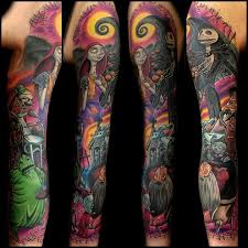 15 best nightmare before tattoos images on