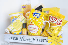 hello gift basket box of gift ideas fantabulosity