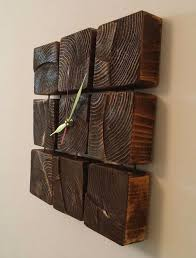 Free Wooden Clock Movement Plans by The 25 Best Wooden Clock Ideas On Pinterest Wood Clocks Wooden