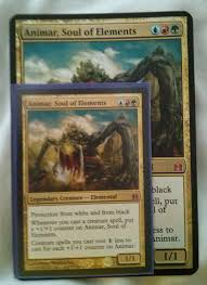 magic the gathering mtg what is the set oversize cards