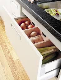vegetable storage kitchen cabinets 65 ingenious kitchen organization tips and storage ideas