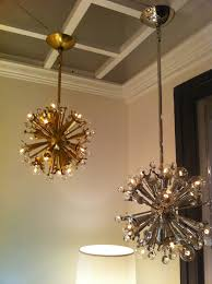 Lucinda Branch Chandelier For Sale Mini Sputnik Chandelier In Nickel And Brass By Jonathan Adler For