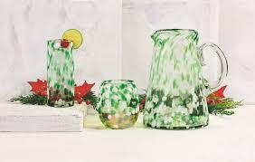 stemless wine glass confetti amici home