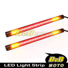 what is integrated led lighting honda motorcycle rear brake turn signal integrated led light strip