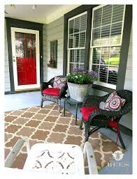 Cozy Front Porch Chairs On 35 Inspiring Outdoor Spaces Porches Decks Patios