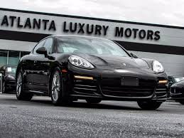 porsche atlanta interior 2015 used porsche panamera 4dr hatchback 4 at atlanta luxury