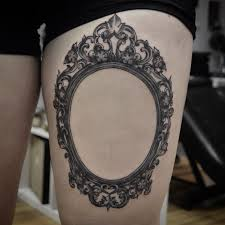 the 25 best victorian frame tattoos ideas on pinterest