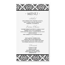 5 course menu template menu template free word templates franklinfire co